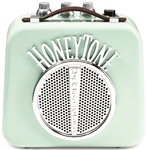 Danelectro N10 Honeytone Portable Mini Travel Amplifier - Aqua