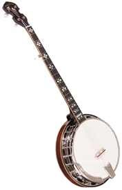 Gold Tone OB-250 5-String Bluegrass Banjo Orange Blossom Pro. Free Shipping, setup, strap and case!