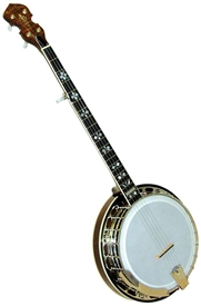 Gold Tone OB-250AT Arch Top Orange Blossom Pro Bluegrass Banjo OB-250