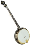 Gold Tone OB-300 Professional 5 String Bluegrass Banjo. Free TKL Case, shipping, setup, strap, strings!