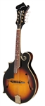 Oscar Schmidt OM40LH Left Handed F-Model Mandolin by Washburn