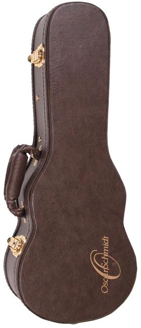oscar schmidt uc4 deluxe tenor ukulele uke hardshell case hard case. Black Bedroom Furniture Sets. Home Design Ideas