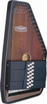 "Oscar Schmidt OS11021AE ""The American"" 21 Chord Acoustic/Electric Autoharp"