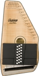 Oscar Schmidt OS11021FNE 21 Chord Acoustic/Electric Autoharp Natural