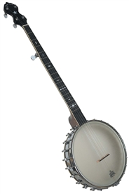 Gold Tone OT-800 Tubaphone Open Back Banjo. Free case, shipping and setup!