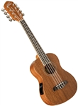 Oscar Schmidt OU28TE Eight String Acoustic-Electric Tenor Satin Mahogany 8-String Ukulele Uke