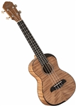 Oscar Schmidt OU800T Comfort Series Flame Maple Top Tenor Ukulele Uke