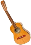 "Paracho Elite ""Tiple"" Columbian 12- String Tejano Mariachi Acoustic Guitar"