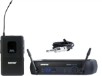 Shure PGXD14 Wireless System Guitar, Bass, Mandolin (Bodypack w/Gtr Cable)