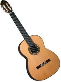 Prudencio Saez PS-9-C All-Solid Cedar & Rosewood Classical Guitar - Made in Spain