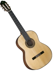Prudencio Saez PS-9-S All-Solid Spruce & Rosewood Classical Guitar - Made in Spain
