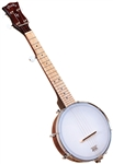 Gold Tone Plucky Backpacker Travel Banjo w/ Gig Bag, FREE Shipping