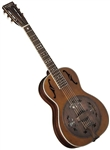 Washburn R360K Parlor Vintage Series Resonator Guitar w/ Hard Case