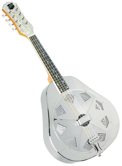 Recording king ra 998 metal body resonator mandolin w hard case solutioingenieria Choice Image