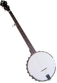 Rover Front Porch Series RB-110 Open Back 5 String Banjo