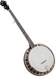 Rover Front Porch Series RB-115 Resonator 5 String Banjo