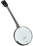 Rover RB-20T Open Back Tenor Banjo