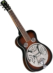 Regal RD-30TS Studio Series Dobro Resonator Guitar Sunburst Squareneck