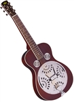 Regal RD-40MS Squareneck Dobro Resonator Guitar - Mahogany