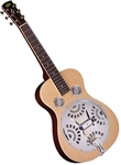 Regal RD-40NS Squareneck Dobro Resonator Guitar - Natural