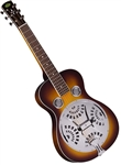 Regal RD-40VS Squareneck Dobro Resonator Guitar - Sunburst