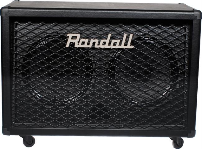 Randall Diavlo Series RD412-D 320W 4x12 Guitar Speaker Cabinet Cab ...