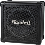 "Randall RG Series RG8 1x8 ""Mini Cab"" 35 Watt Guitar Speaker Cabinet Extension"