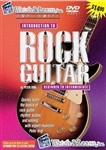Introduction to Rock Guitar DVD by Peter Vogl Learn to Play Electric Guitar
