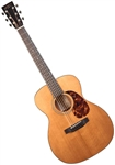 Recording King RO-T16 000 Body Torrefied Solid Adirondack Top Acoustic Guitar