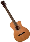 Recording King RP1-16C 0-Body Torrefied Adirondack Top Acoustic Guitar
