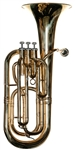 RS Berkeley BAR901 Elite Series 3 Valve Baritone Horn with Case, Care Kit