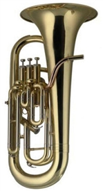 RS Berkeley BAR905 Artist Series 4 Valve Euphonium with Case, Care Kit and Hercules Stand