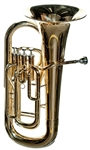 RS Berkeley BAR907 Artist Series 4 Valve Euphonium with Case, Care Kit and Hercules Stand