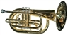 RS Berkeley MAR682 Artist Series Lacquer Marching Tuba with Mouthpiece and Durable Case