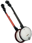 Morgan Monroe RT-B01-OP Composite Open Back 5-String Banjo
