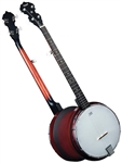 Morgan Monroe RT-B01L Left Handed Composite Resonator 5-String Banjo