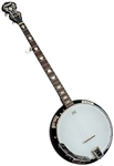 Morgan Monroe RT-B1DX 5-String Mahogany Resonator Banjo