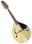 "Savannah SA-120 ""Louisville"" All Solid S-Style Mandolin"
