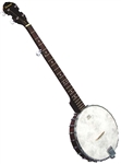 Savannah SB-070 Open Back Banjo - 18 Bracket Open Back Banjo