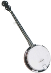Savannah SB-080 18 Bracket 5 String Banjo w/ Mahogany Resonator