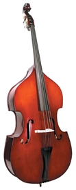 Cremona SB-2 Student Series Upright Bass Fiddle w/ Bag 3/4 - 1/4