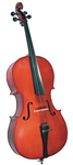 Cremona SC-100 Student Series Cello with Bag 4/4 - 1/16