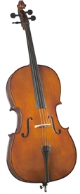 Cremona SC-130 Student Series Cello with Bag 4/4 - 1/16