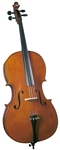 Cremona SC-200 Student Series Cello w/ Case and Bow 4/4 - 1/4