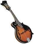 Savannah SF-100 F-Model Mandolin - Sunburst or Black