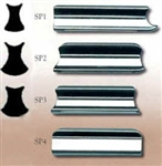 Shubb Pearse Guitar Steels - SP1, SP2, SP3 Tonebar Slide Steel