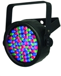 Chauvet SlimPAR LED Wash Light	 Color Splash DJ Club DMX 3 or 7 Channel Wash Light