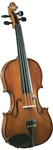 Cremona SV-130 Premier Novice Violin Outfit w/ Case and Bow 4/4-1/16