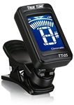 True Tune TT-05 Tuner Clip on Sensing Chromatic Tuner - Banjo,Guitar,Bass,Violin,Mandolin,Cello