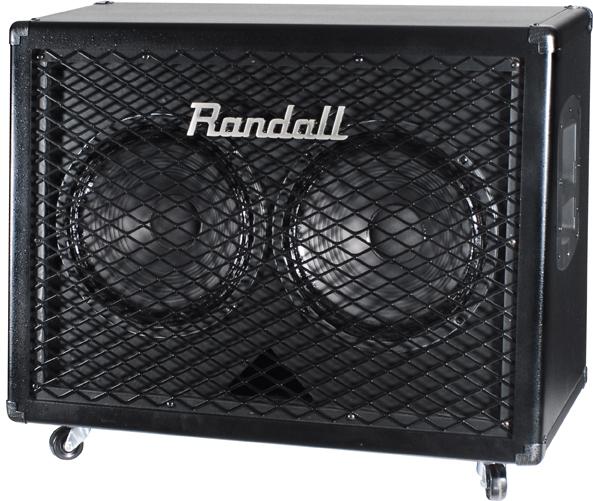 Randall Thrasher 212 2x12 200 Watt Guitar Speaker Cabinet Cab